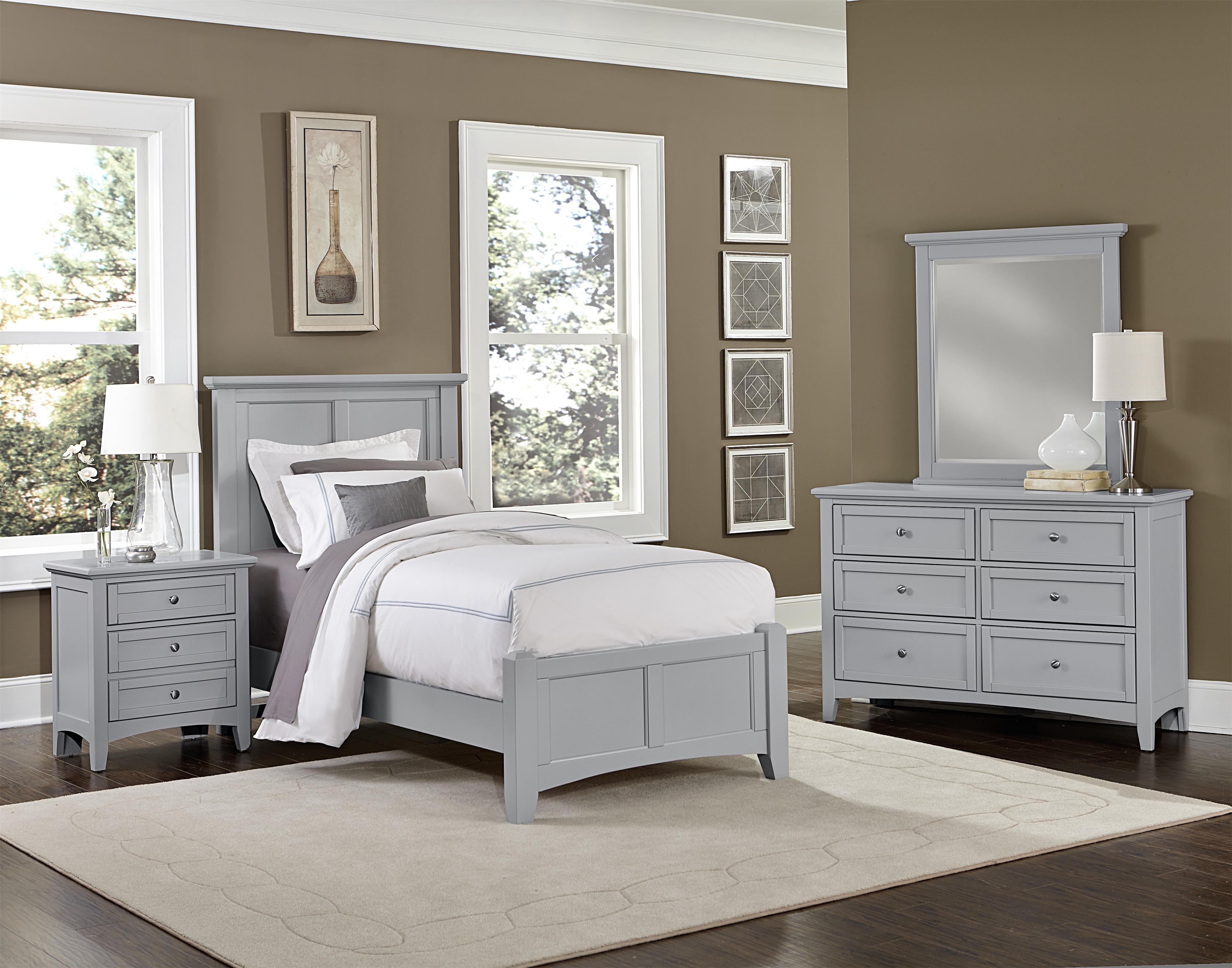 Bunkhouse Twin Bedroom Group by Vaughan-Bassett at Crowley Furniture & Mattress