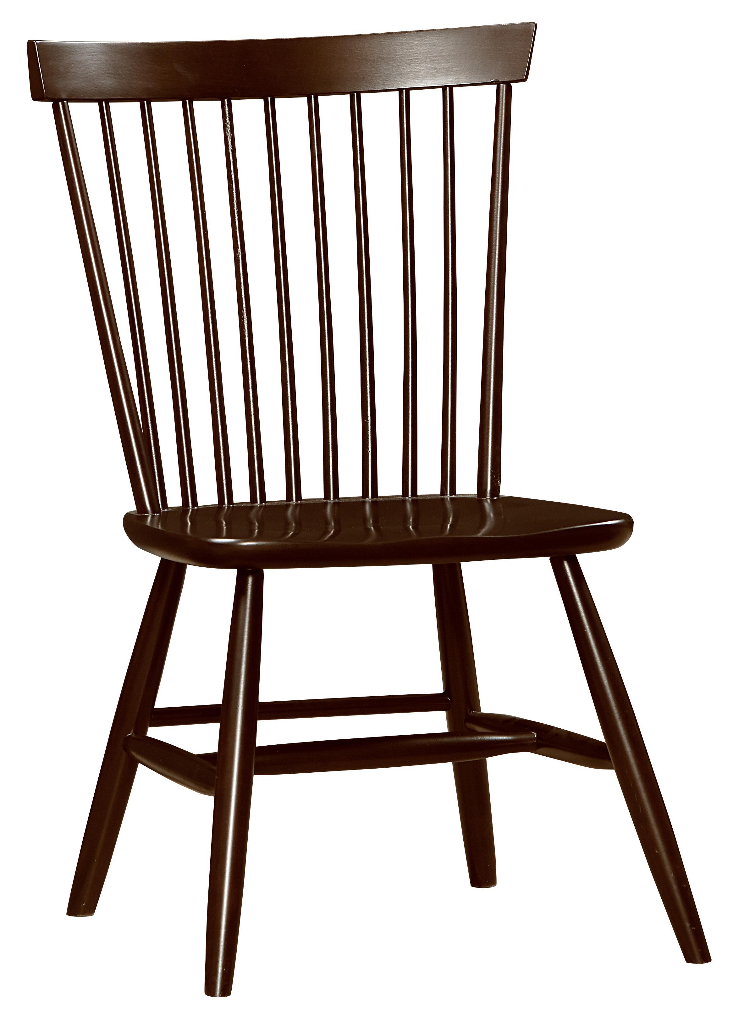 Bonanza Desk Chair by Vaughan Bassett at Zak's Home