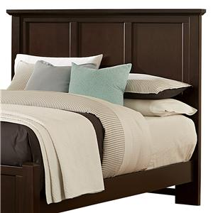 Vaughan Bassett Bonanza Full/Queen Mansion Headboard