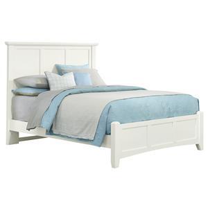 Vaughan Bassett Bonanza King Mansion Bed
