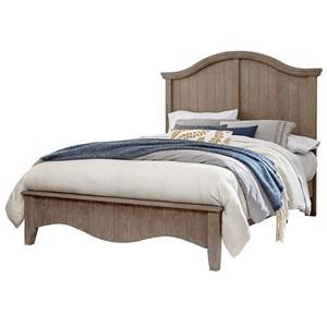 Queen Arch Bed