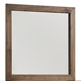 Chestnut Creek Dresser Mirror by Vaughan Bassett at Steger's Furniture