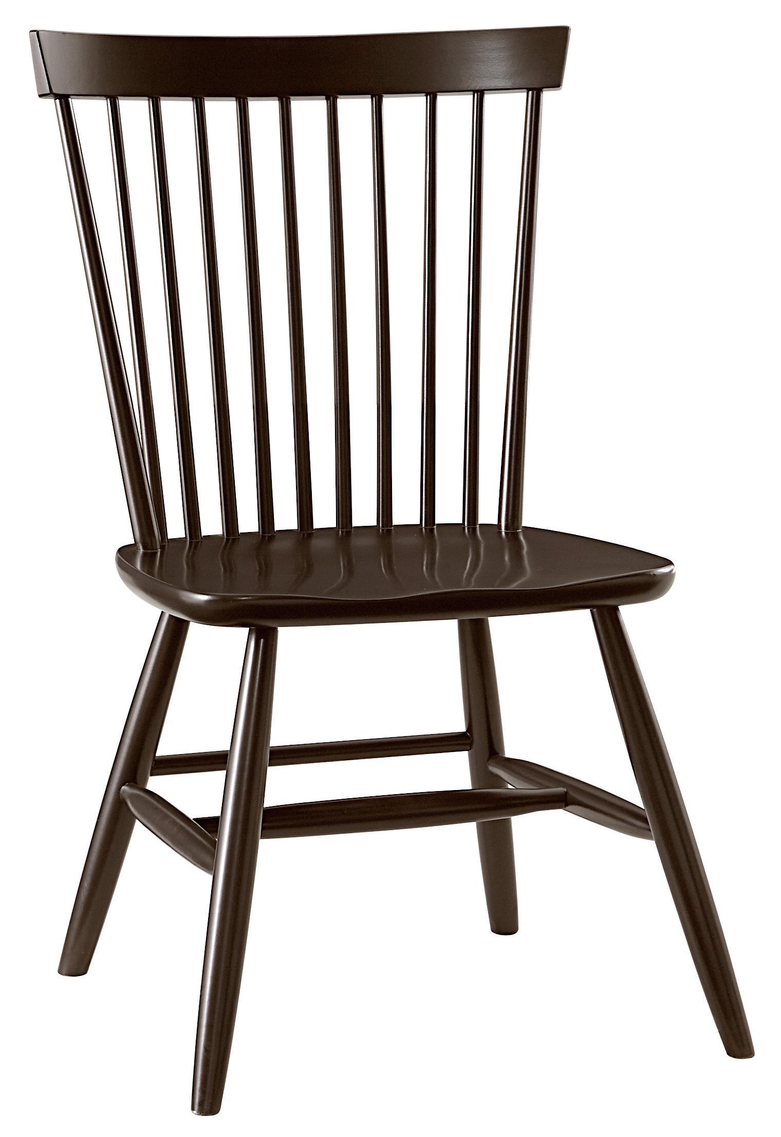 French Market Desk Chair by Vaughan Bassett at Lapeer Furniture & Mattress Center