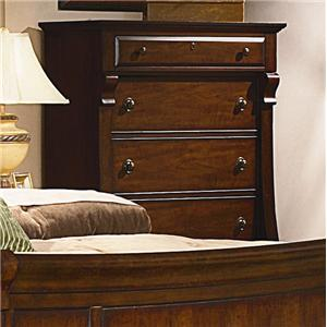 Vaughan Furniture Georgetown 5 Drawer Chest