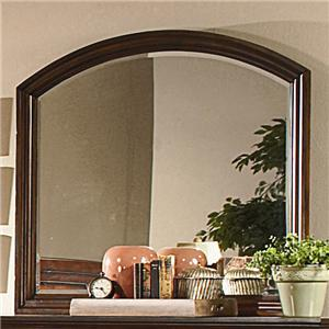 Vaughan Furniture Georgetown Landscape Dresser Mirror