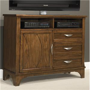 Vaughan Furniture Radiance Media Chest