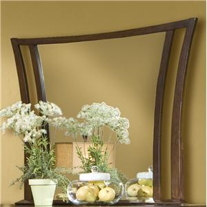 Vaughan Furniture Stanford Heights Dresser Mirror