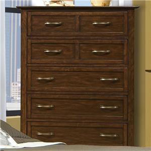 Vaughan Furniture Stanford Heights Drawer Chest