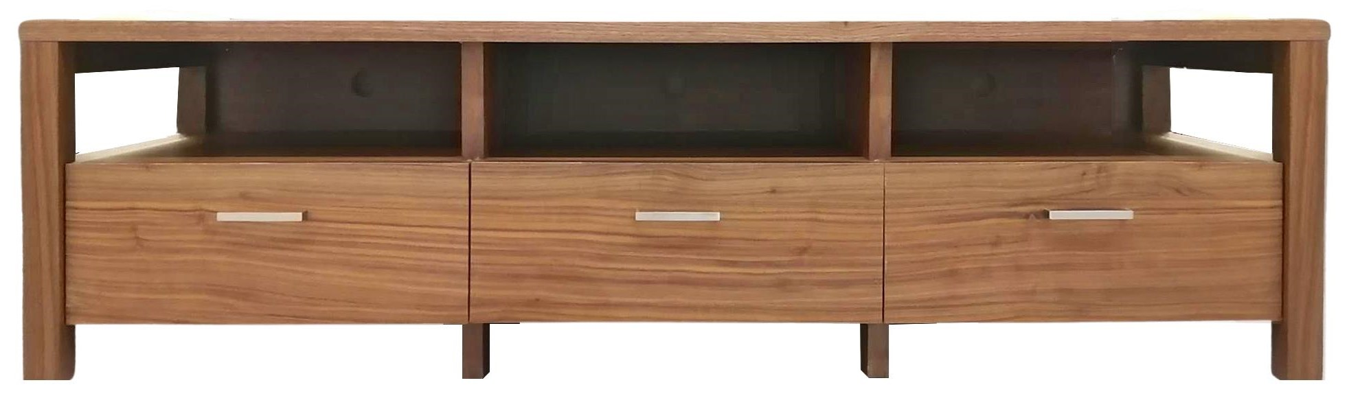 Cairo Cairo BTV 2062-108 Walnut | Entertainment So by Verbois at Upper Room Home Furnishings