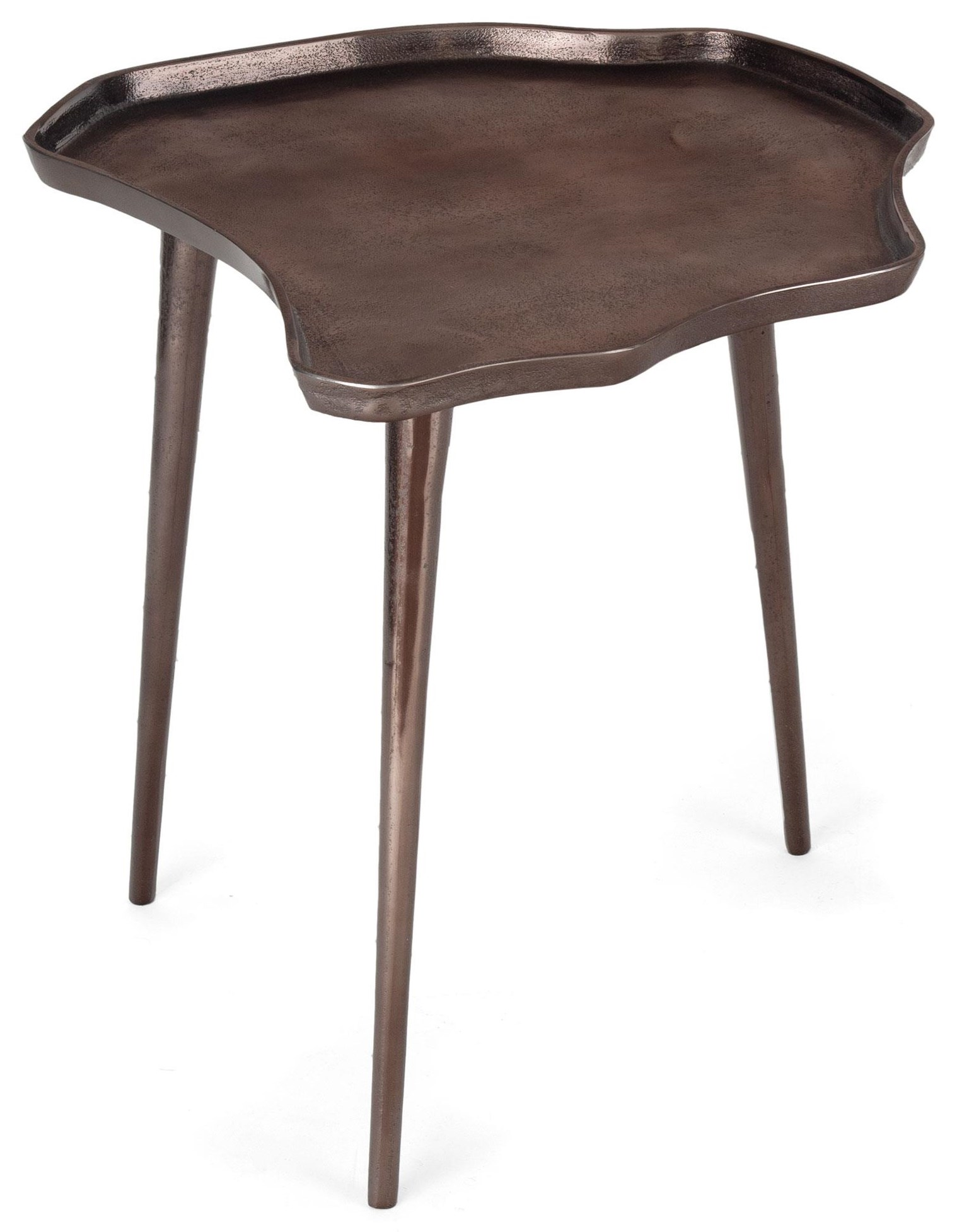 LINNEA Side Table at Bennett's Furniture and Mattresses