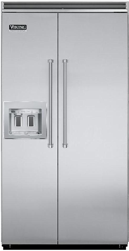 Professional Series 23.9 Cu. Ft. Built-In Refrigerator by Viking at Fisher Home Furnishings