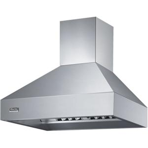 "Viking Professional Series 30"" Wall-Mount Chimney Hood"