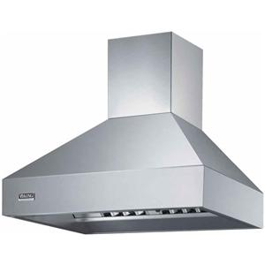"Viking Professional Series 36"" Wall-Mount Chimney Hood"