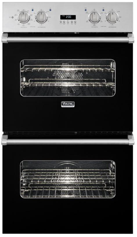 """Professional Series 30"""" Built-In Double Electric Oven by Viking at Fisher Home Furnishings"""