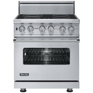 """Viking Professional Series 30"""" Freestanding Electric Range"""