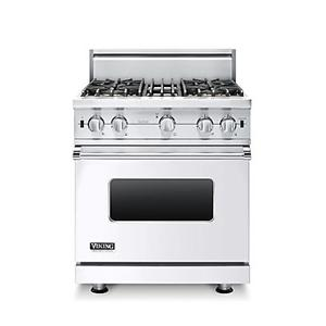 "Viking Professional Series 30"" Gas Sealed Burner Range"