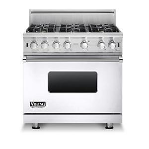 """Viking Professional Series 36"""" Gas Sealed Burner Range"""