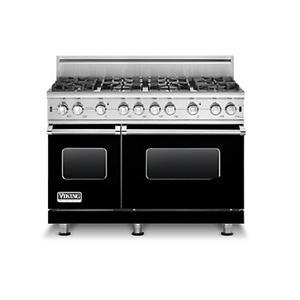 """Viking Professional Series 48"""" Sealed Burner Gas Range"""