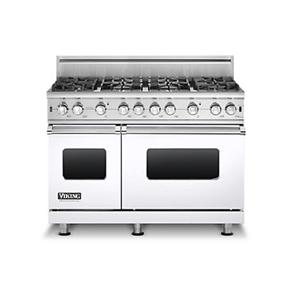 "Viking Professional Series 48"" Sealed Burner Gas Range"