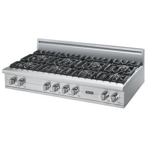 "Viking Professional Series 48"" Built-In Natural Gas Rangetop"