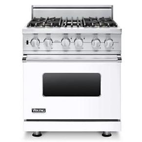 "Viking Professional Series 30"" Freestanding Propane Gas Range"
