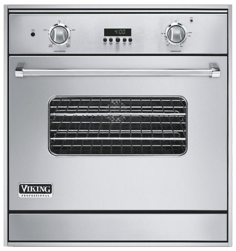 """Professional Series 30"""" Built-In Single Propane Gas Oven  by Viking at Fisher Home Furnishings"""