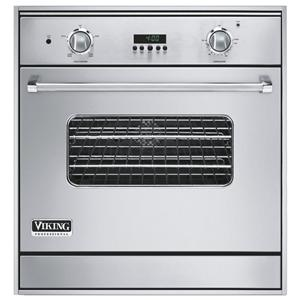 "Viking Professional Series 30"" Built-In Single Natural Gas Oven"