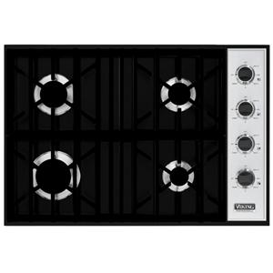 """Viking Professional Series 30"""" Built-In Natural Gas Gas Cooktop"""