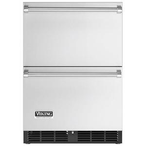 Viking Professional Series 5.3 Cu. Ft. Refrigerator Drawers
