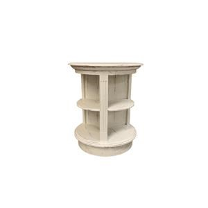 Chalet Round Accent Table