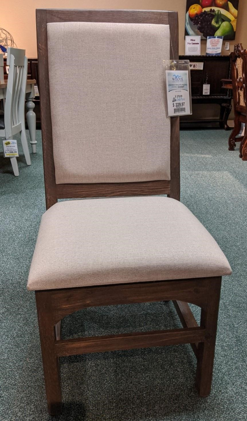 Darcy Dining Dining Side Chair by Vintage at Wilcox Furniture
