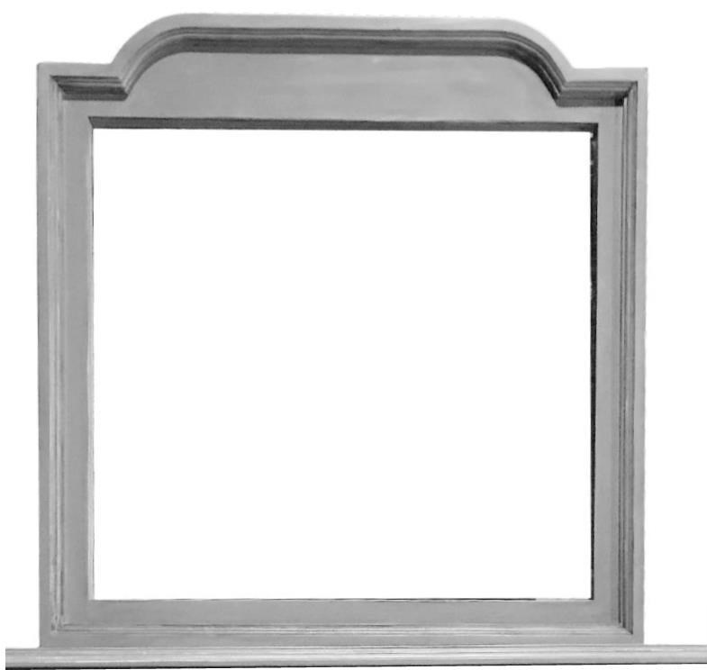 Marla Mirror by Vintage at Wilcox Furniture