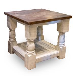 Vineyard End Table