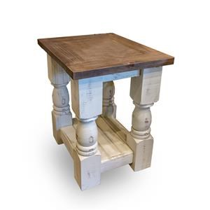 Vineyard Chairside Table