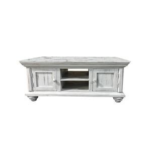Nero White Cocktail Table