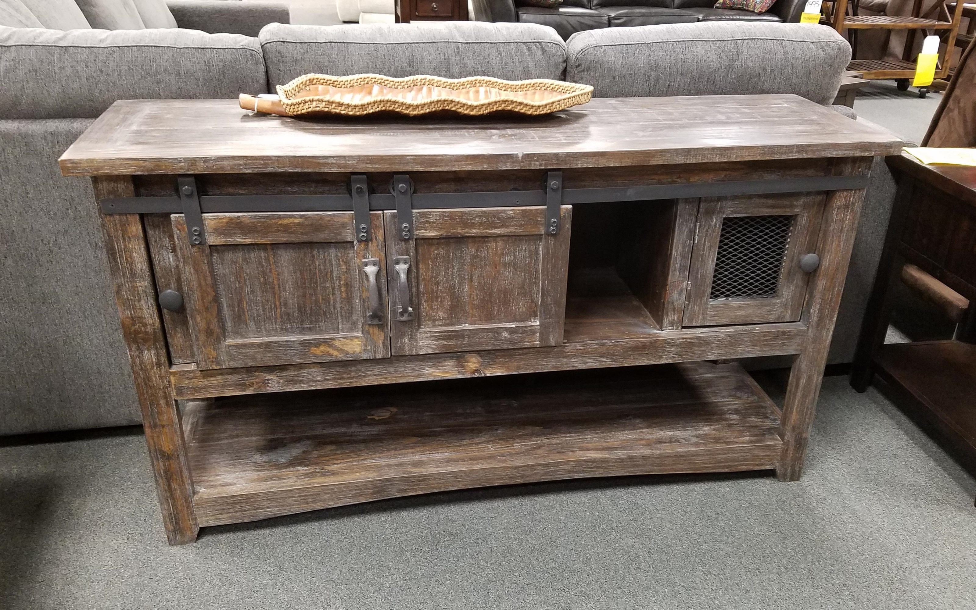 JON1027 Sofa Table by Vintage at Rife's Home Furniture