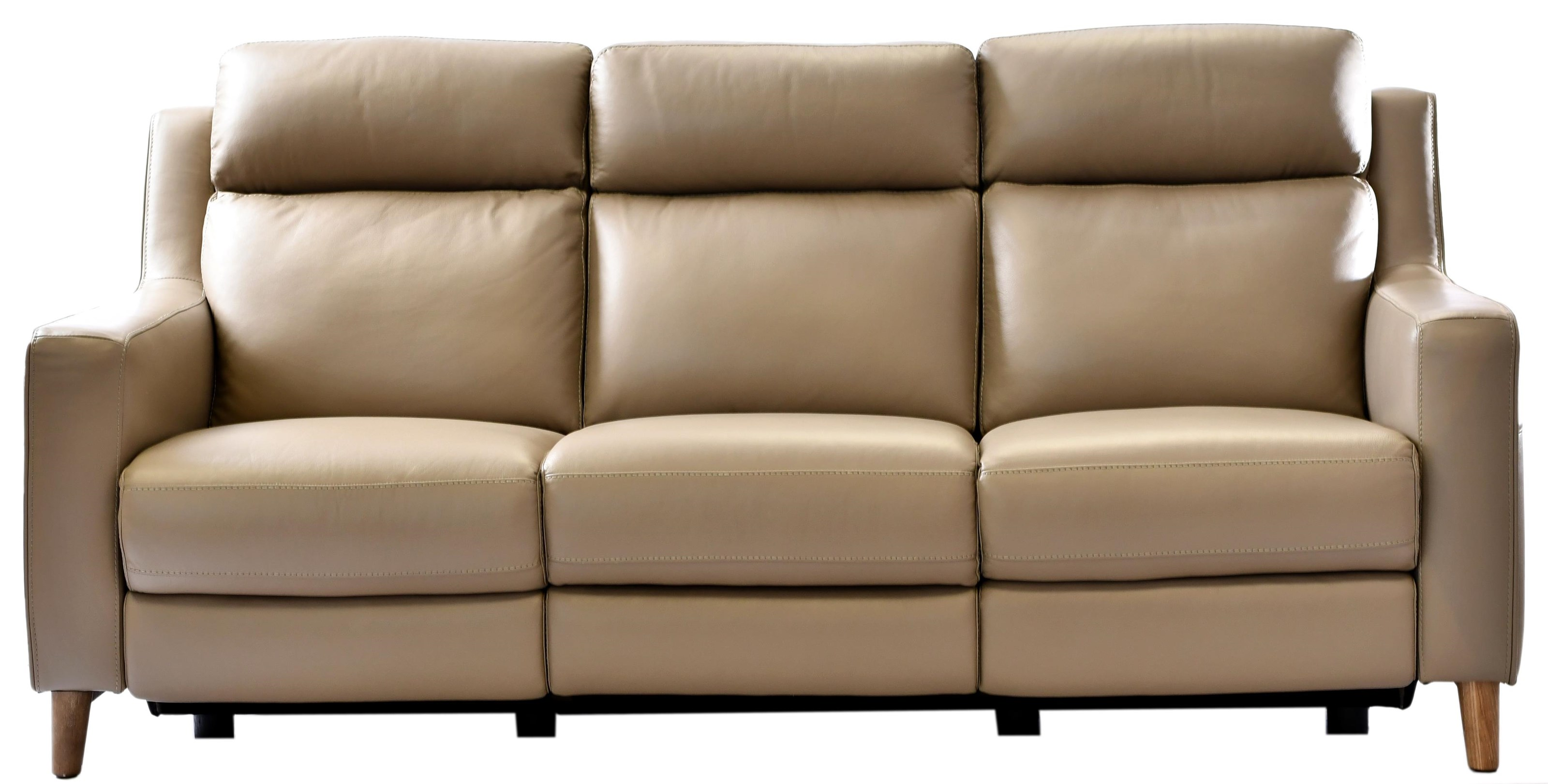 32097 Power Motion Sofa Leather Power Motion Sofa at Bennett's Furniture and Mattresses