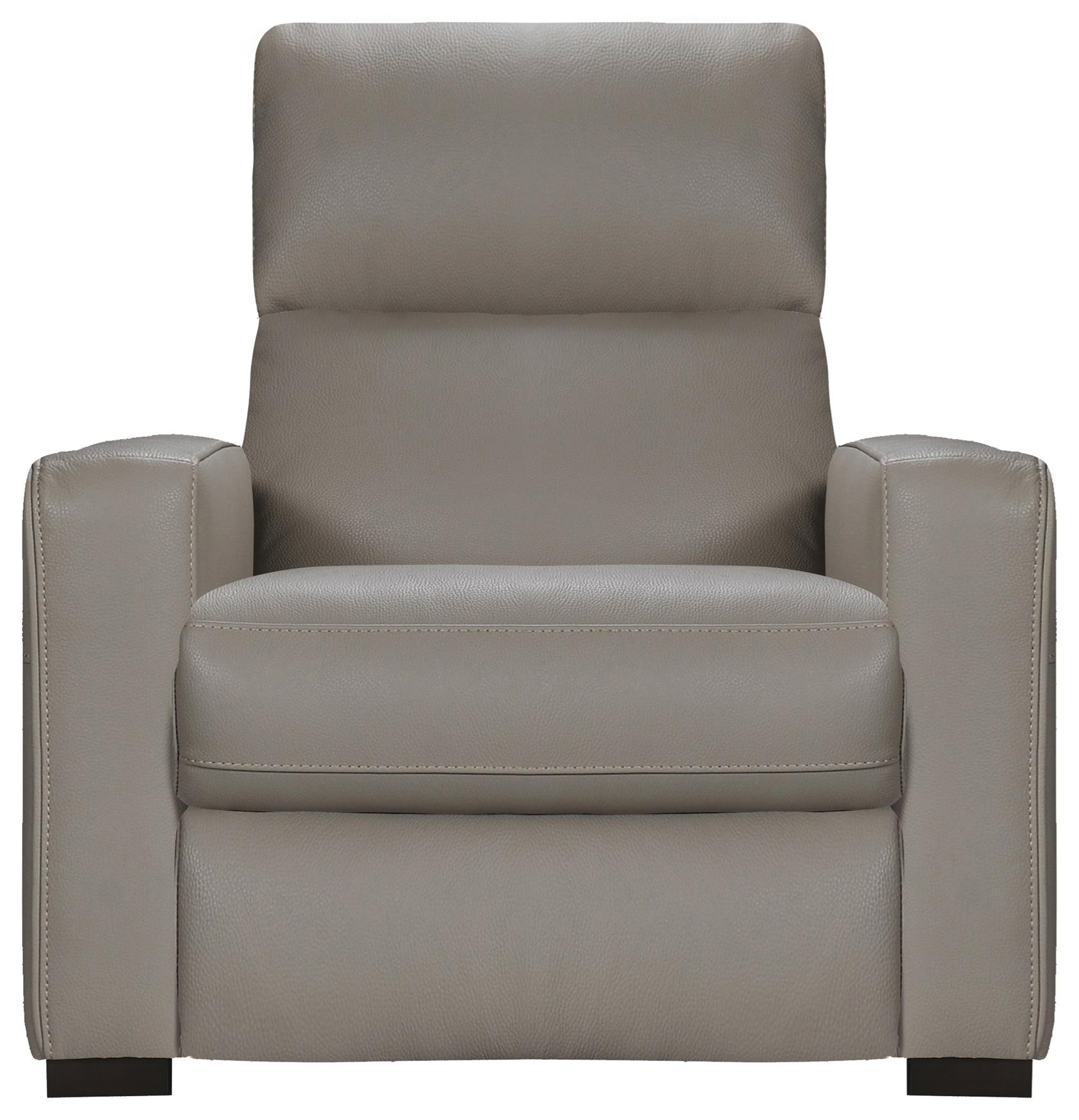 32139 RECLINING LEATHER CHAIR by Violino at Stoney Creek Furniture