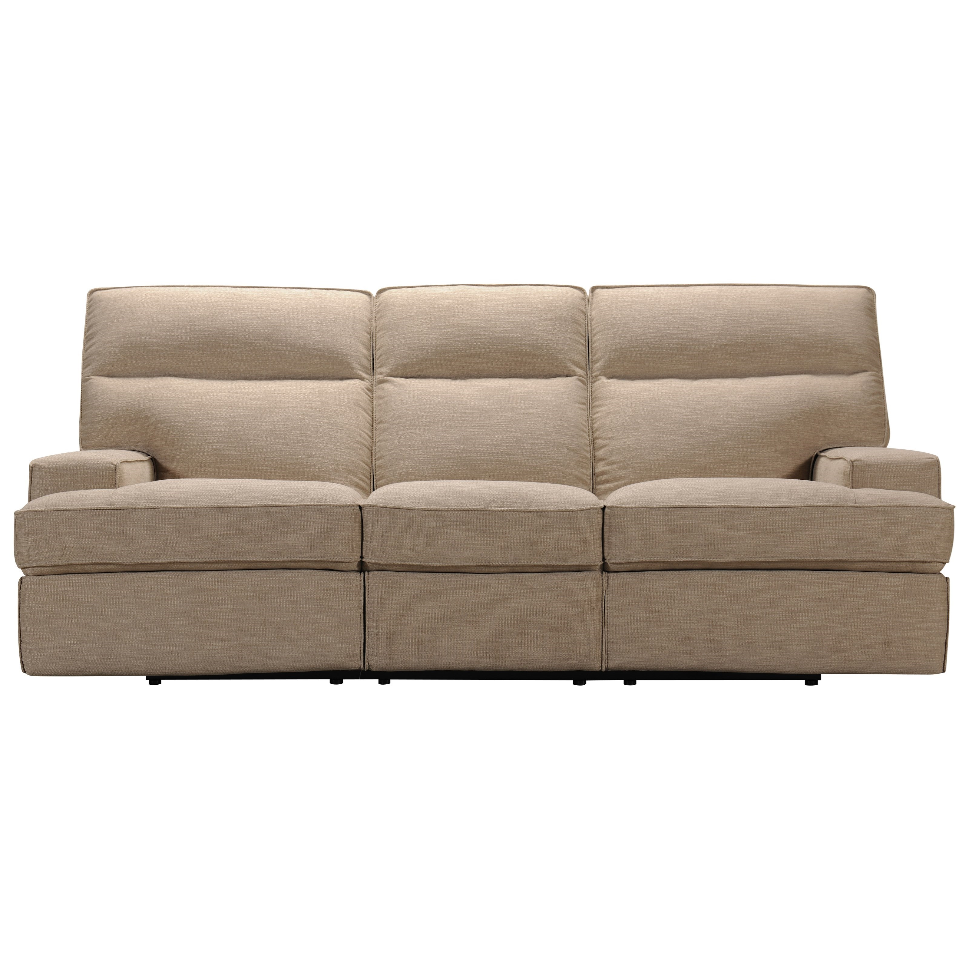 32146 Power Reclining Sofa with Power Headrests by Violino at Furniture Superstore - Rochester, MN