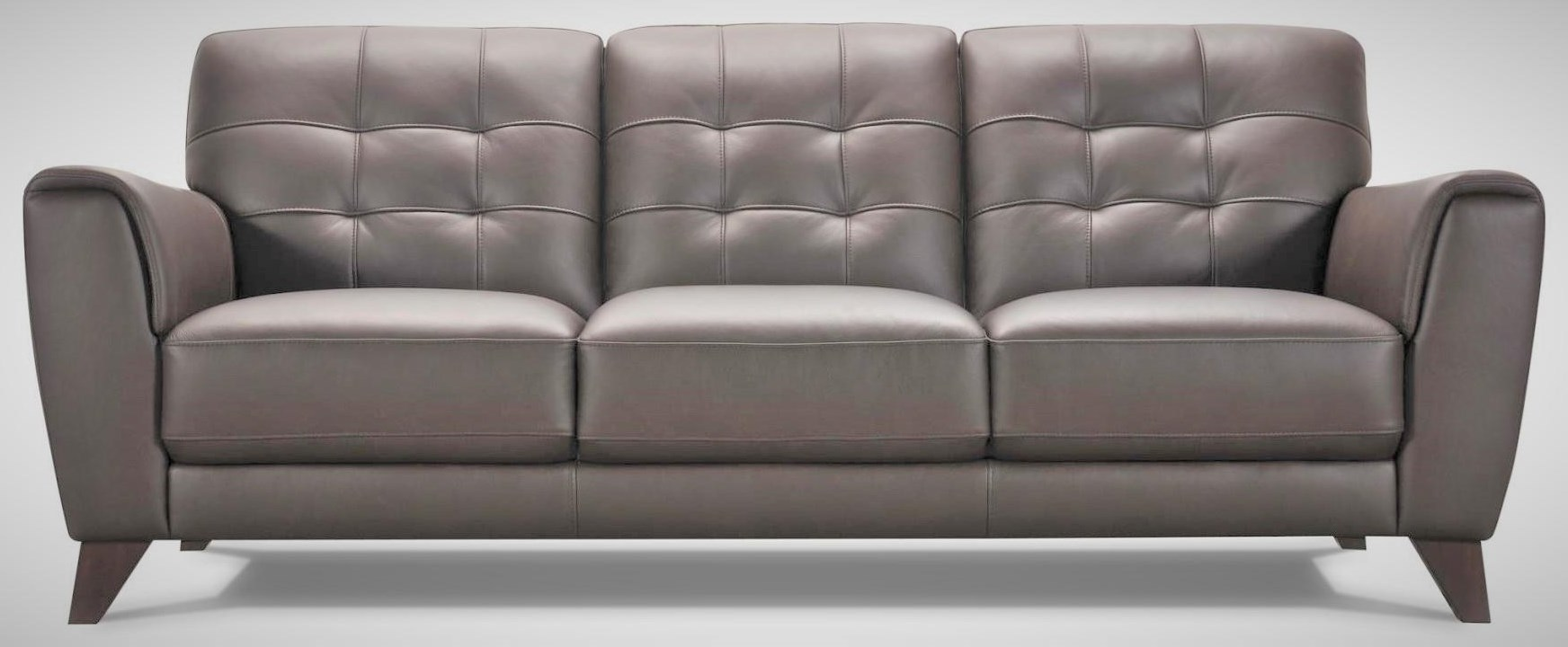 32294 Leather Sofa - Sand by Violino at Furniture Fair - North Carolina