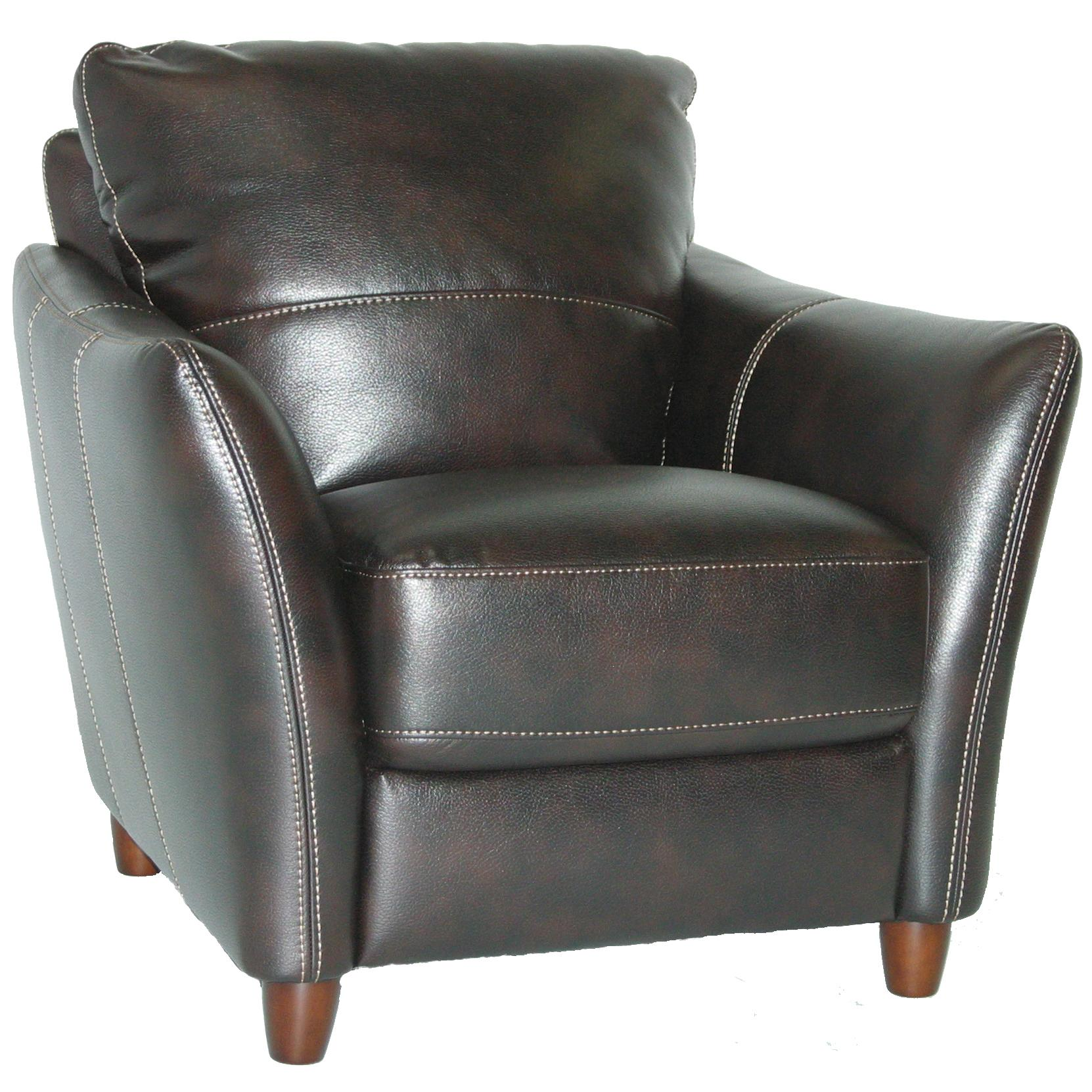 3356 Chair by Violino at Furniture Superstore - Rochester, MN