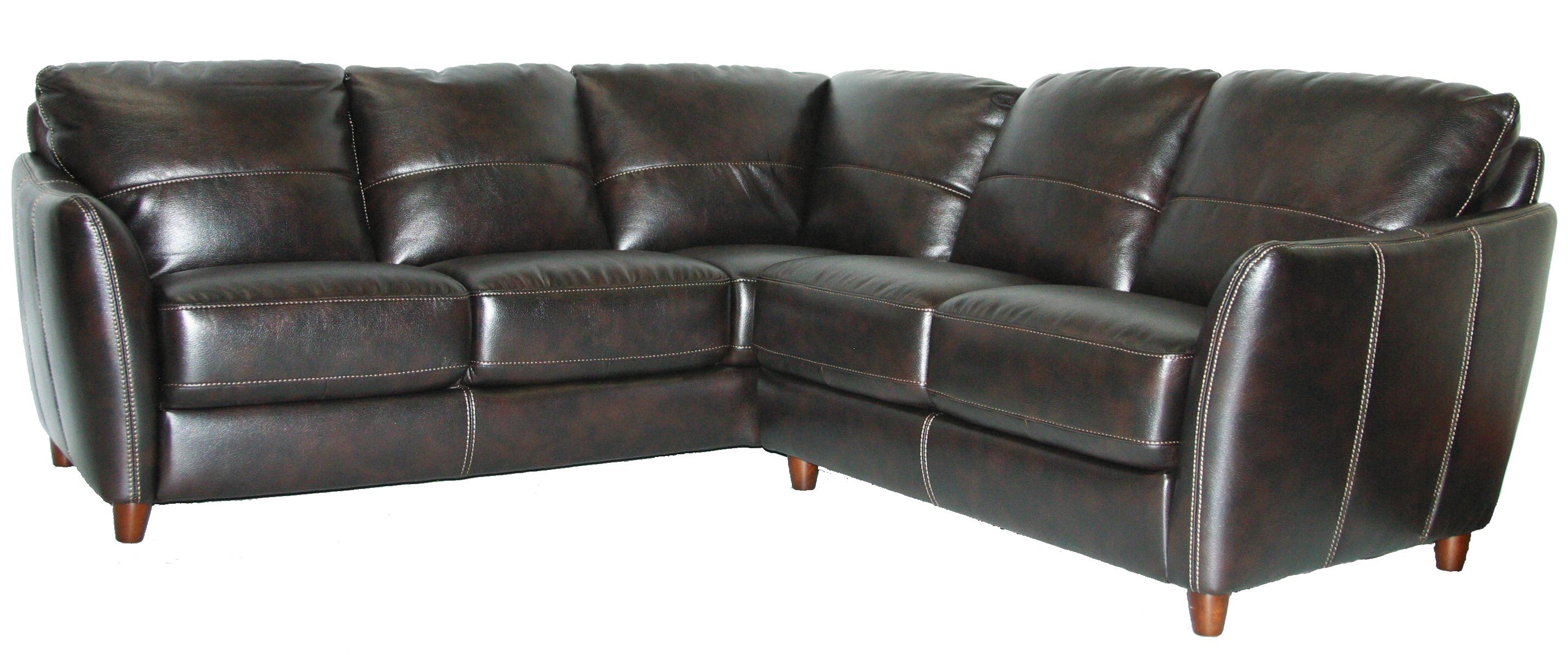 3356 Sectional Sofa by Violino at Furniture Superstore - Rochester, MN