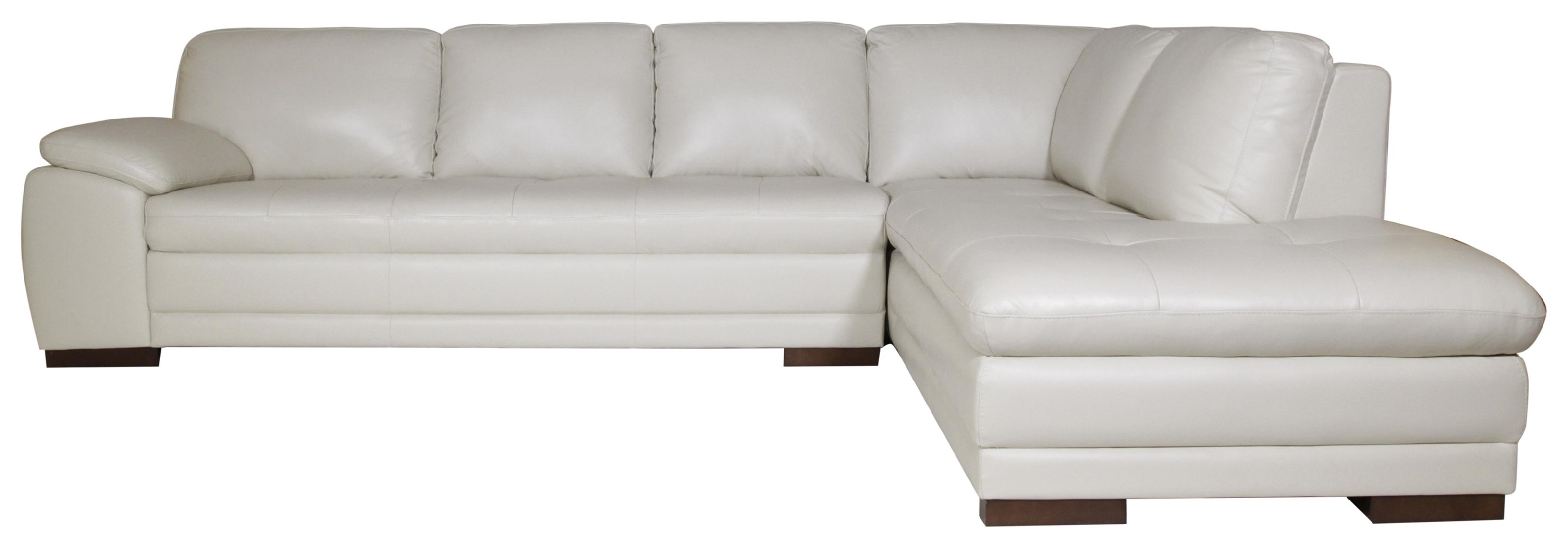 Arrow Sectional by Violino at HomeWorld Furniture