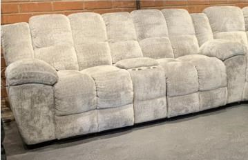 PX2311 ALTON DOVE DUAL POWER RECLINING LOVESEAT by Vogue Home Furnishings at Furniture Fair - North Carolina
