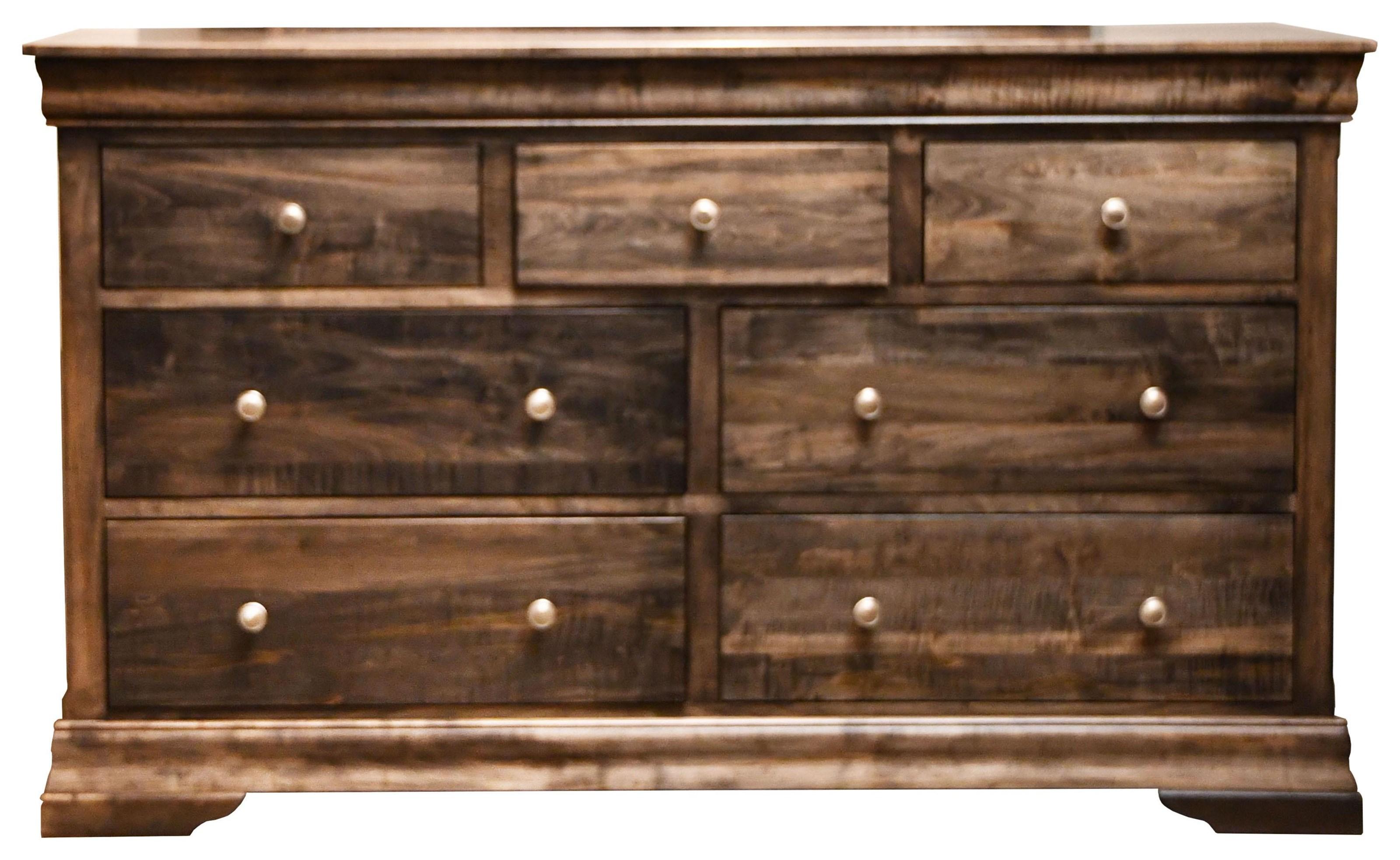 Bayshore 7 Drawer Dresser at Bennett's Furniture and Mattresses