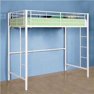 Walker Edison Bedroom Twin/Loft Bunk Bed