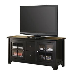 "Walker Edison TV Stands 52"" Wood TV Console"