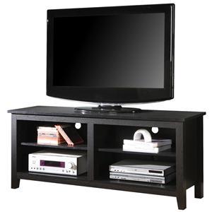 "Walker Edison TV Stands 58"" Wood TV Console"