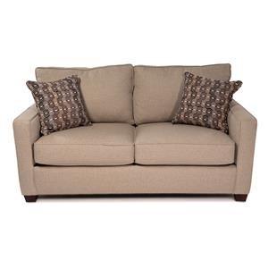 Full Sleep Sofa w/ Gel Memory Foam Mattress