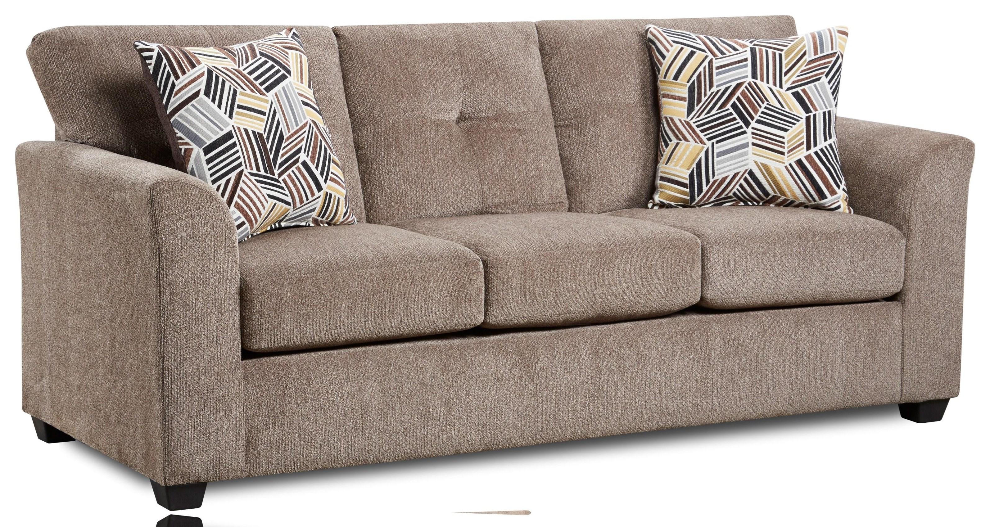 3003 KENNEDY Cocoa Sofa by Washington Brothers Furniture at Furniture Fair - North Carolina